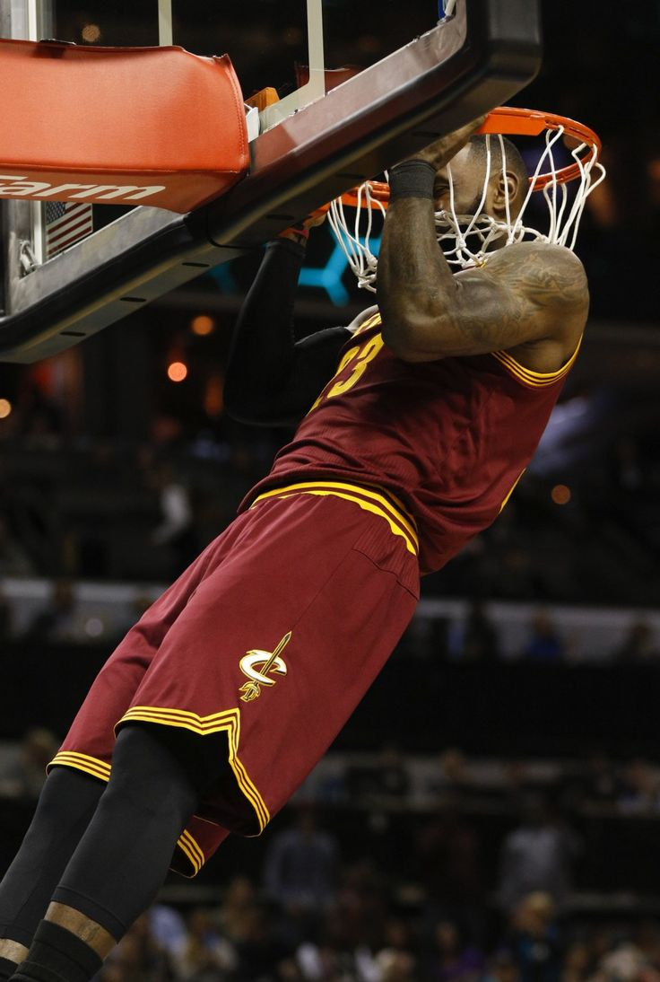 LeBron James and, yes, Jordan McRae help Cavs make up for no Kyrie Irving in 121-109 win over Charlotte | cleveland.com