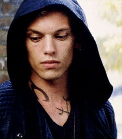 """Jace from  The Mortal Instrument: City of Bones Movie - """"Maybe you should answer that."""""""