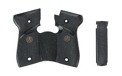 Rifle 73949: Pachmayr 2437 Signature Grips Black Rubber W Backstrap For Browning Bda 380 Acp -> BUY IT NOW ONLY: $32.3 on eBay!