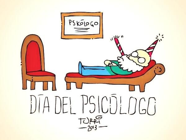 El día del #Psicólogo . #Humor . A veces estaría bien que fuera así