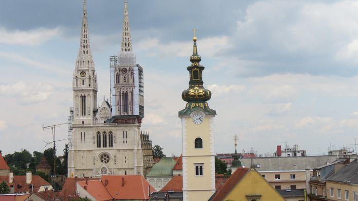 A katedrális tornyai