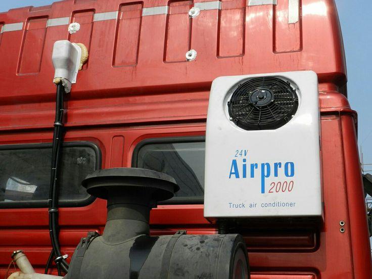 truck air conditioner AirPro 2000 http://www.guchen.com/electrical-truck-air-conditioner/airpro-2000.html