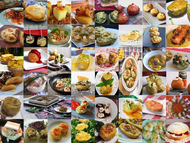 Memòries d'una cuinera: Patates farcides