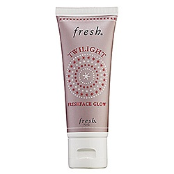 What it is:An illuminating sheer cream that instantly imparts a stunning, yet natural-looking radiance for all skintones.What it does: Fresh Twilight Freshface Glow smooths the skin, minimizes the appearance of pores, and makes the complexion appear