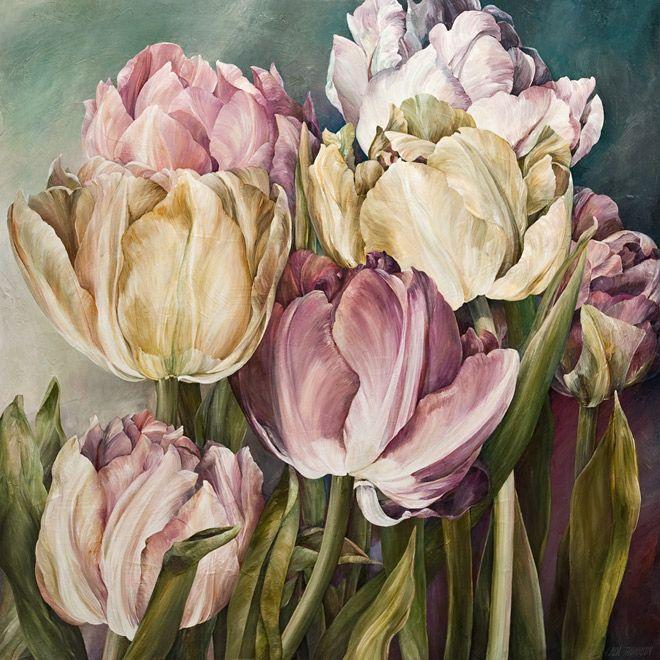 Gathered Hues, by Linda Thompson