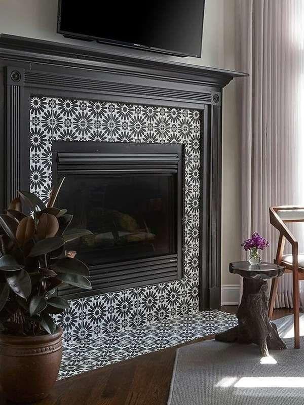 fireplace tile fireplace fireplace