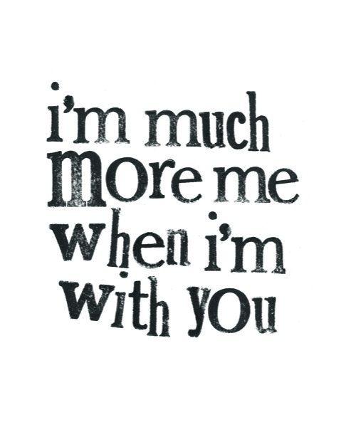 It's true. <3