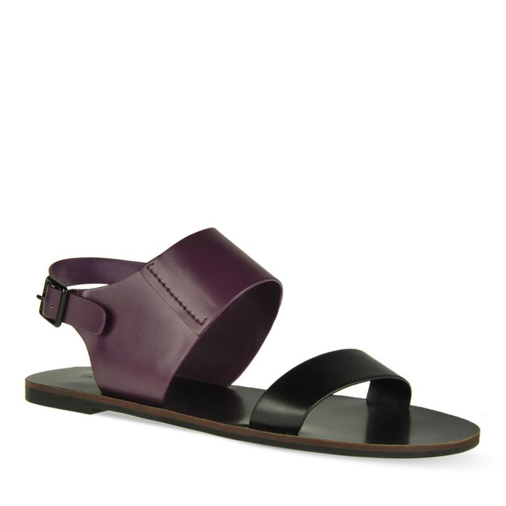 Charles and Keith Basic Buckled Sandals