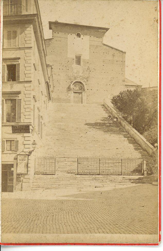 Ara Coeli 1880