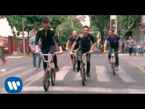 Coldplay - A Head Full Of Dreams (Official video) - YouTube