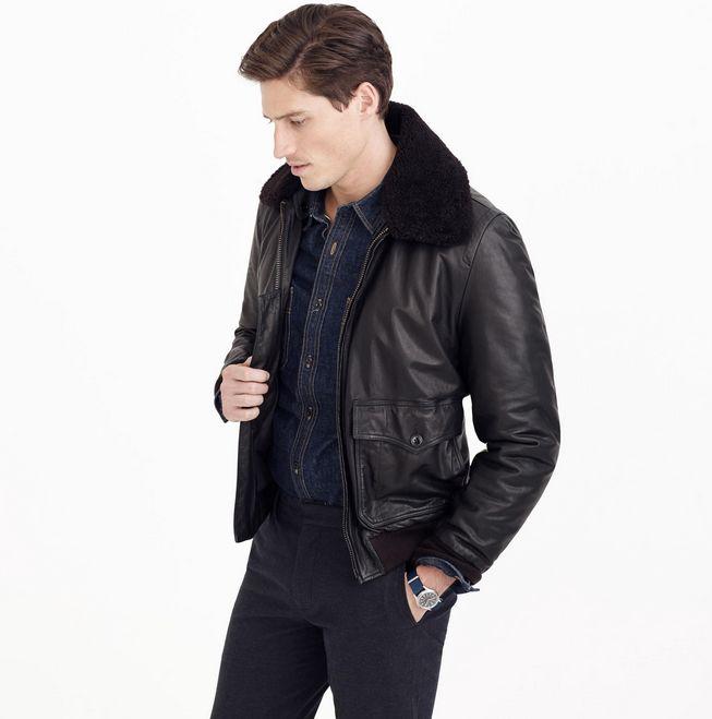 Best 25  Best mens leather jackets ideas on Pinterest | Polo ...