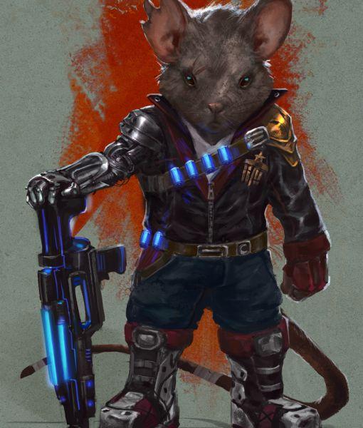 Xarteros Mouse by TaylorPayton