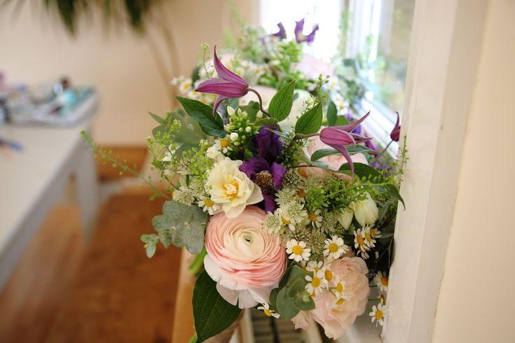 linton florist the flower boutique, wedding flowers