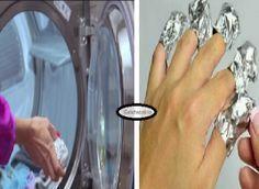 Alluminio.Metti una pallina in lavatrice per un risultato pazzesco oppure sulle articolazioni!Scopri perchè