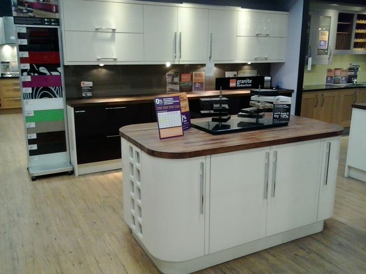 B And Q Units For Kitchen