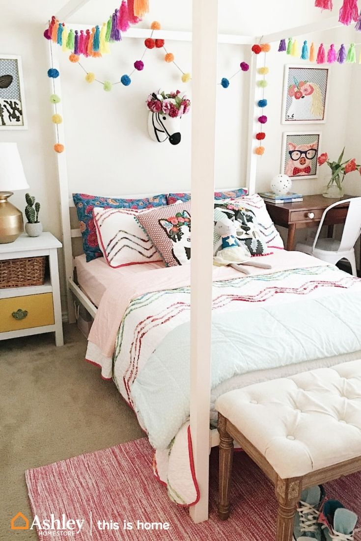 We Re Very Moooved By This Mother Daughter Room Makeover Kids