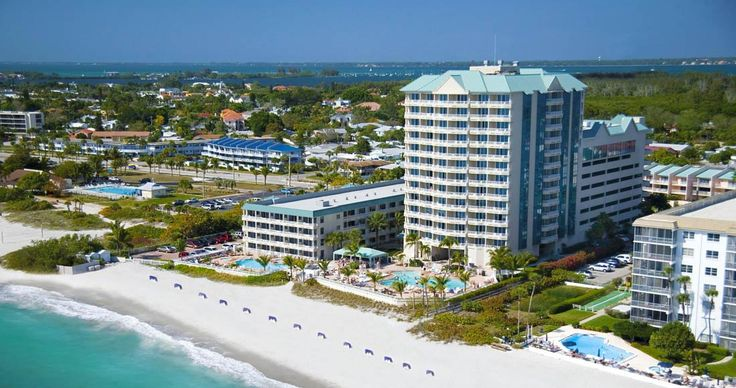 Only like an hour from us --- Sarasota Resort Hotel on Lido Key Florida | Lido Beach Resort