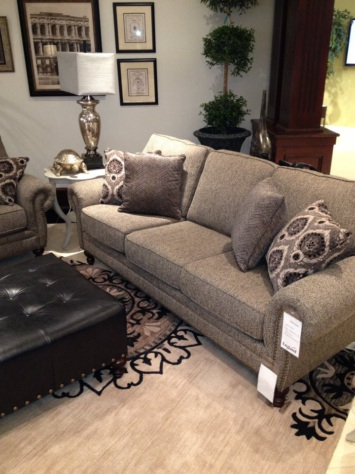 Brown Couch For A Traditional Yet Classic Look. Ask Ossian Furniture How  You Can Get