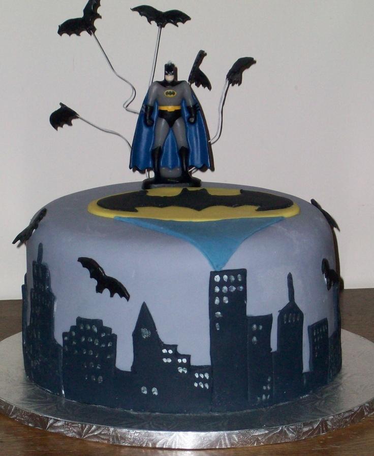 """Holy Chocolate Cake, Batman! """