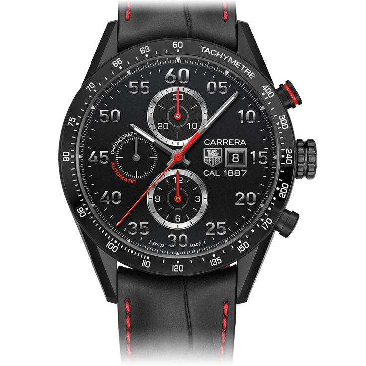 TAG Heuer TAG Heuer CARRERA Calibre 1887 Automatic Chronograph43 MM