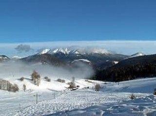 Donovaly, Slovakia - ski resort Park snov