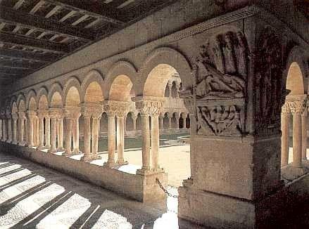 Romaans Klooster
