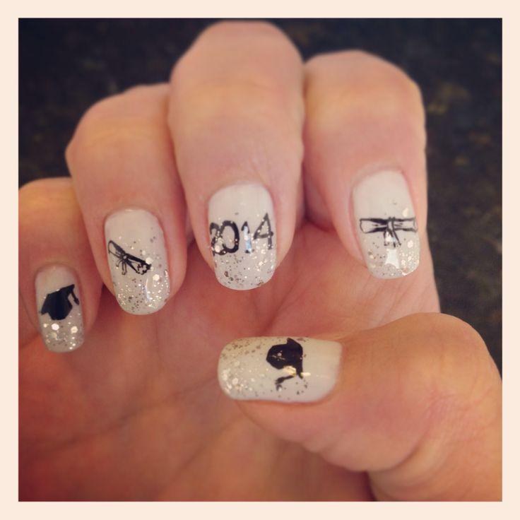 Nail Ideas For Graduation: Graduation Beauty Tips