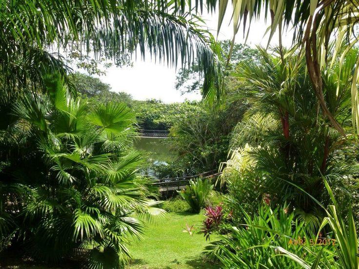Parc Gumbalimba au Honduras
