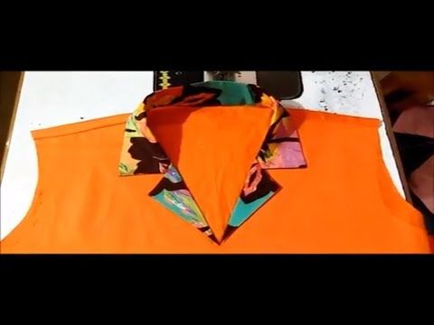 Tutorial 23 Beginning Sewing Series Make it Sew – How to sew Collars by Sure-Fit Designs™ - YouTube