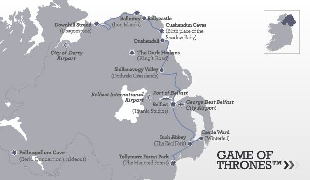 Our four-day Game of Thrones itinerary brings you into the heart of Westeros in Northern Ireland