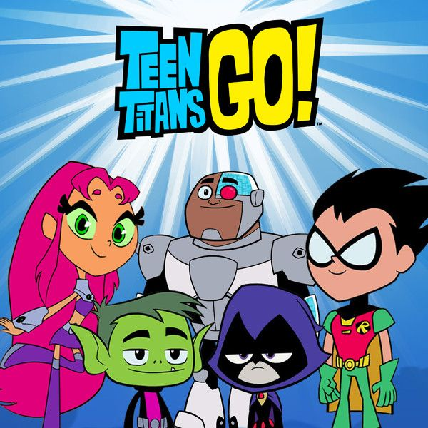 Go teen titans performed by