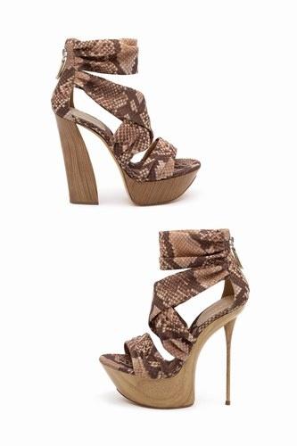 "Casadei ""flat"" shoes"