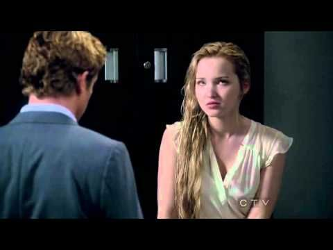 "The Mentalist S05E02 ""Devil's Cherry""  Patrick Jane (Simon Baker)  Charlotte (Dove Cameron) @DoveCameron  Teresa Lisbon (Robin Tunney)  Wayne Rigsby (Owain Yeoman) @OYeoman"
