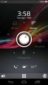 Circle Menu for Themer