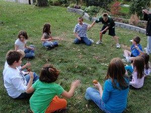 Halloween giochi per feste dei bambini
