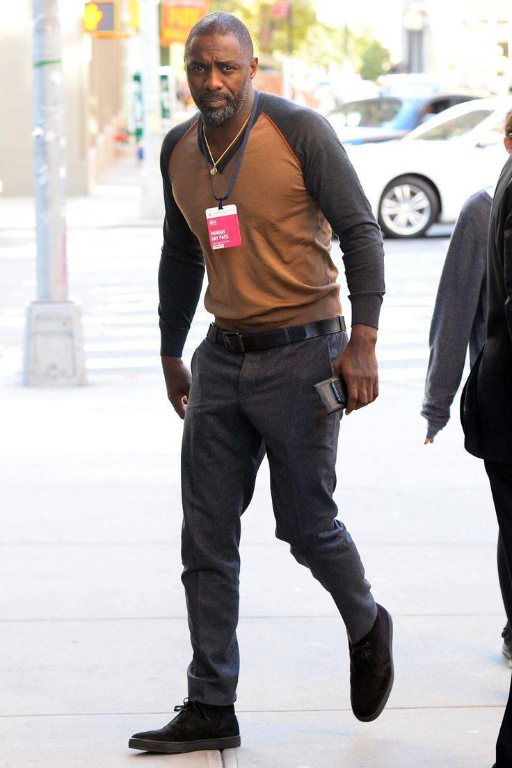 The Idris Elba Lookbook Photos   GQ
