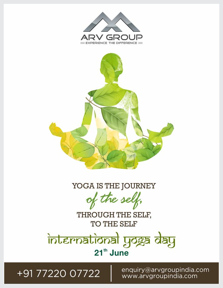 Yoga liberates your mind & soul. It purifies your body.  #InternationalYogaDay