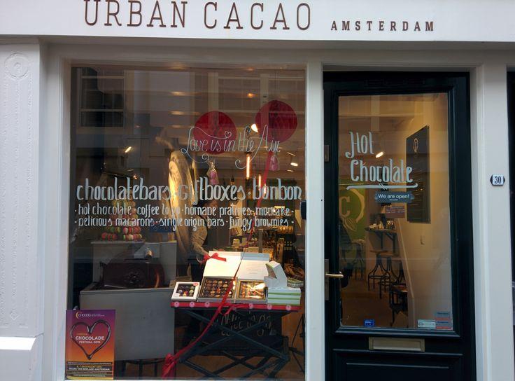 Amsterdam - De Negen Straatjes Urban Cacao