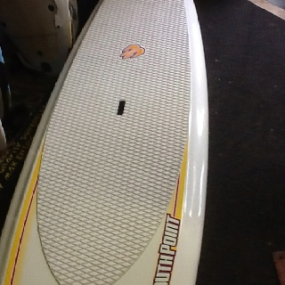 Stand up paddle board Reg 1100 sale 899 10 fun at lake or cottage Call us 1 854 431 7873