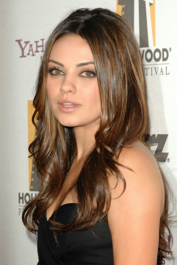 What Color Hair Goes With Brown Eyes Best Hair Color For Dark Skin