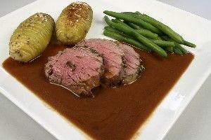 Ovnstegt roastbeef med krydderurter 4