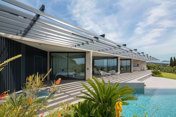 La maison A3 par l'achitecte Vincent Coste !