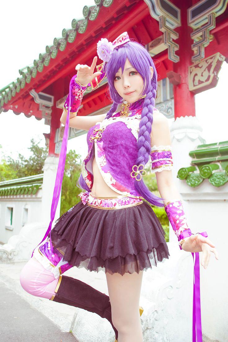 NOZOMI - Ely(E子) Nozomi Tojo Cosplay Photo - WorldCosplay