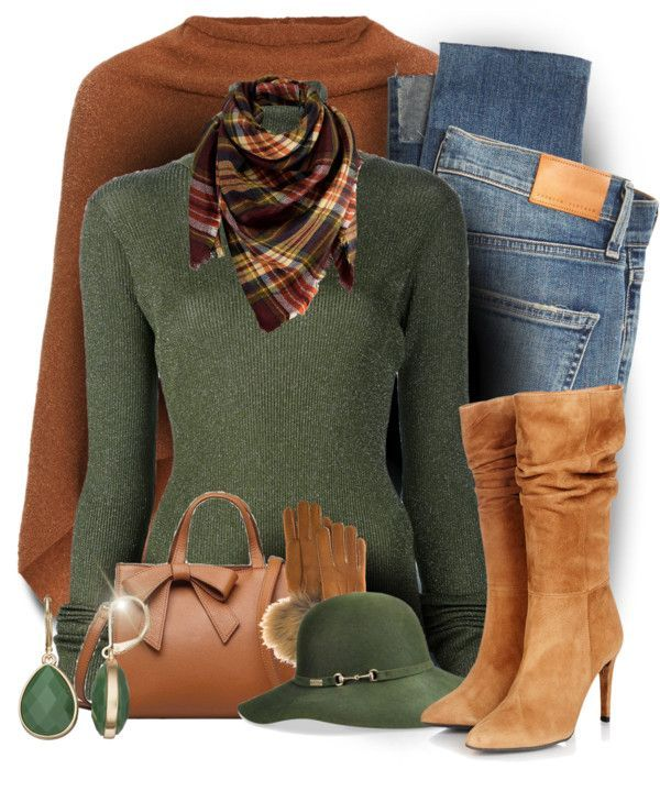 36 Fabulous Fall Polyvore Outfits You Should Definitely Try Now