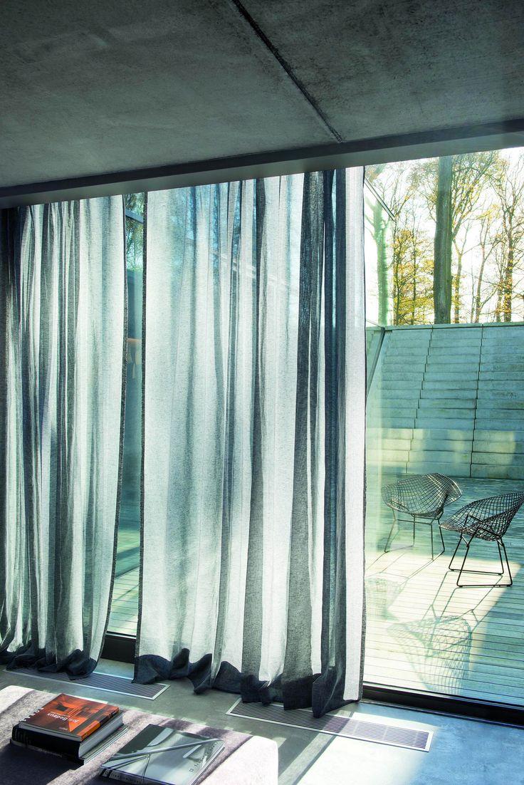 As 25 melhores ideias de sheer curtains bedroom no for Cortinas translucidas