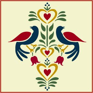 Google Image Result for http://www.theartfulstencil.com/images/FOLK15-folkart-birds-2-3.jpg