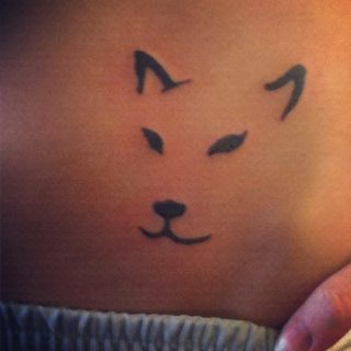 My lioness tattoo!