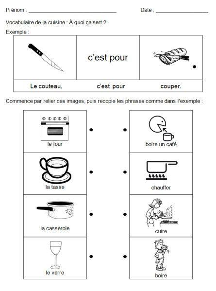 Assez Les 93 meilleures images du tableau Vive le français - la cuisine  JF05