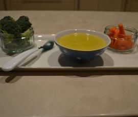 Recipe+Fish+and+veggies+with+cheese+sauce+by+Knewberry+-+Recipe+of+category+Baby+food