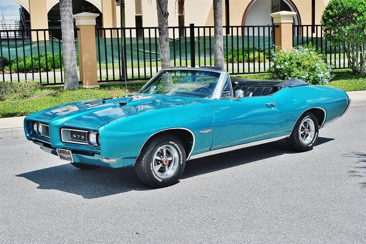 A & P Automotive >> Pontiac gto and Convertible on Pinterest